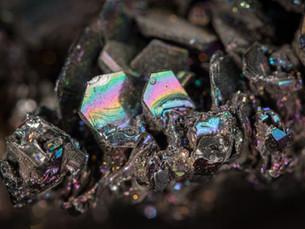 Природные ресурсы России. Рудные полезные ископаемые.
