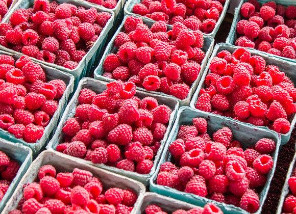 Raspberries (per item)