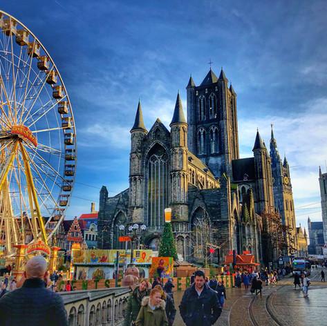 French Around the Globe: Belgium Traditions
