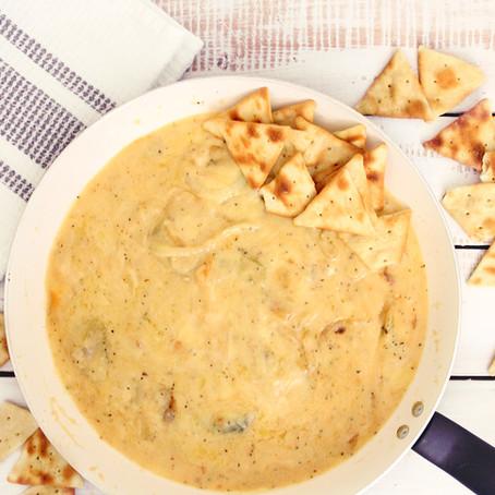 Beth's Raw Vegan Creamy Cashew Cheese