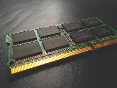 Reducción del uso de memoria cuanto antes.