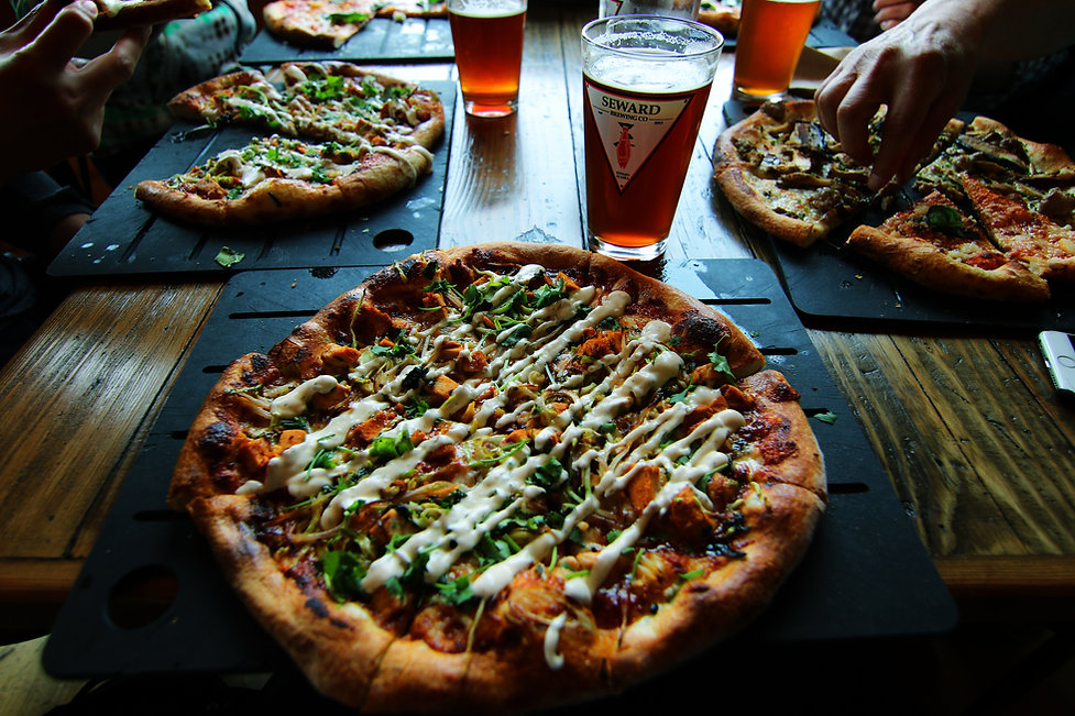 Pizza Restaurant With Liquor License