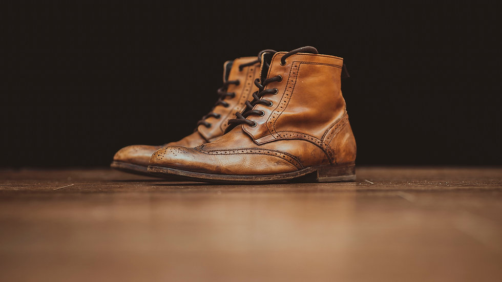 mens-dress-boot-repair