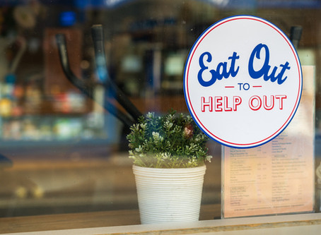 """""""Eat out to help out"""" should be the first of many novel schemes to bring back customers to the high"""