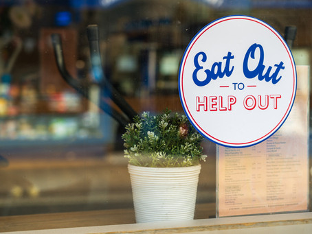 """Eat out to help out"" should be the first of many novel schemes to bring back customers to the high"