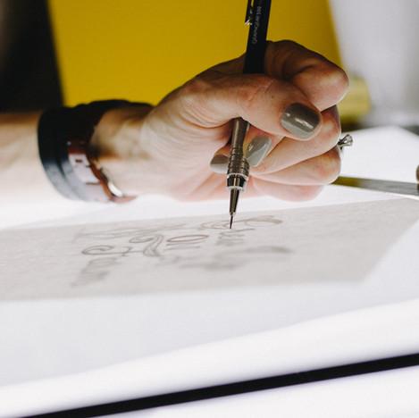 Custom Design & Jewelry Sketching