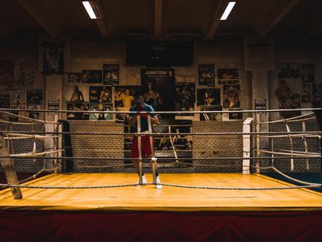 Shadow Boxing Mental Benefits