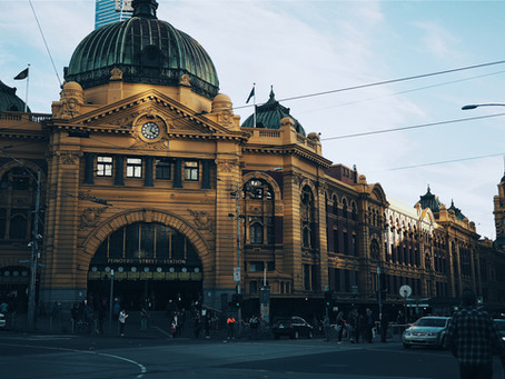 Melbourne's easing of business restrictions