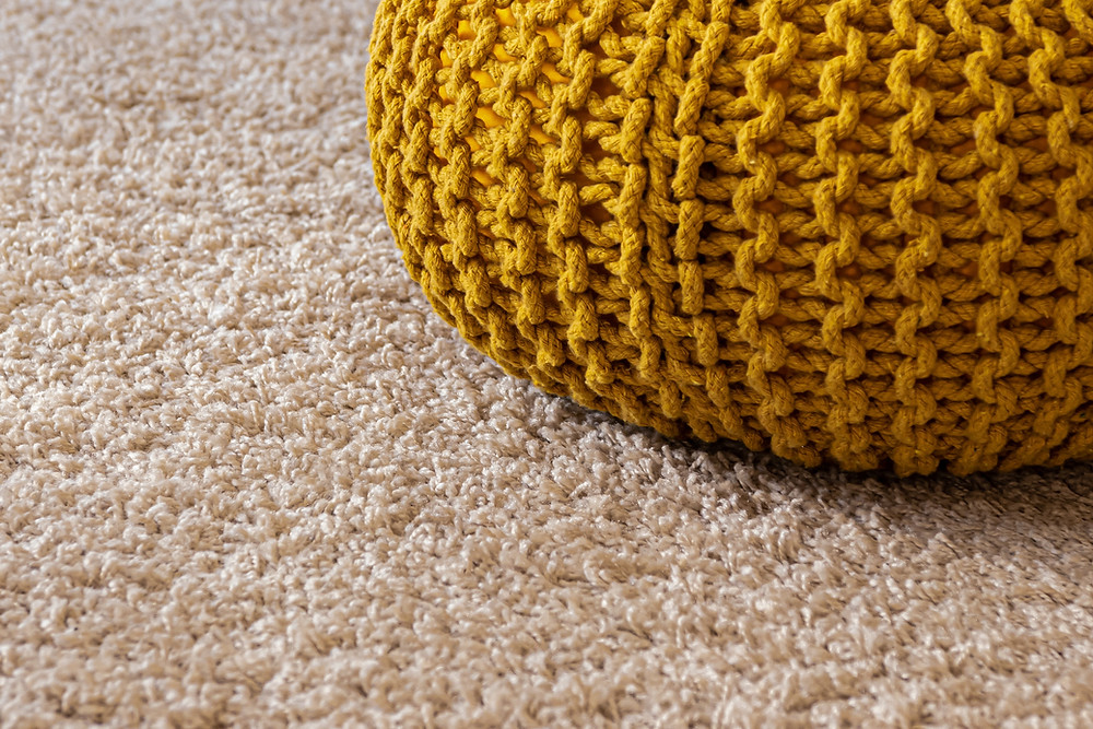 carpet with pillow at cedarwood in park forest