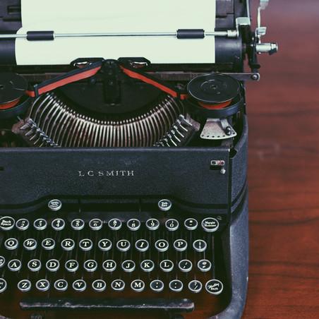 Sunday Inspiration: Writing Journey
