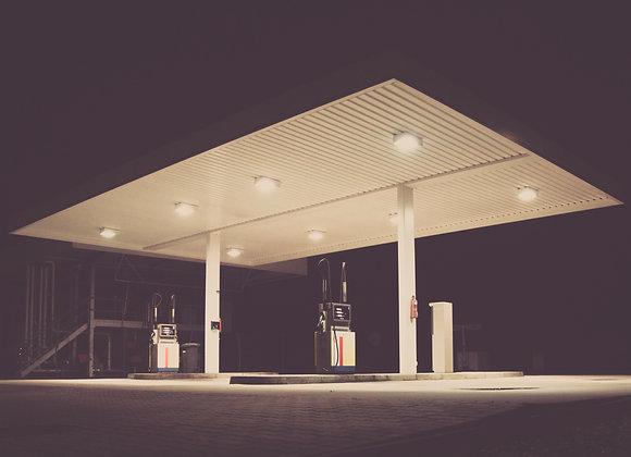 Автозаправка | финансовая модель бизнес плана