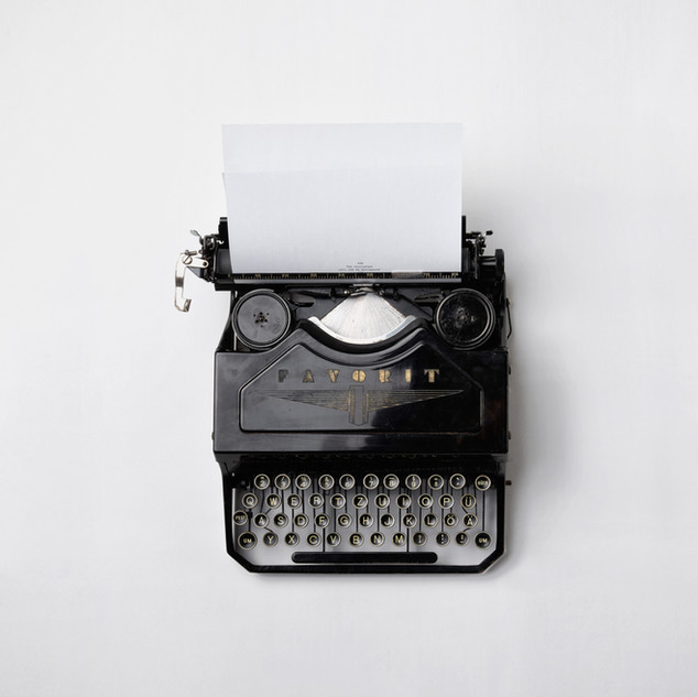 How Mental Health and Writing once saved the world