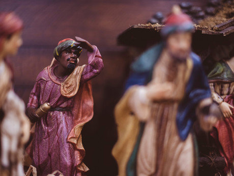 A King, Three Kings(?), and The King - Matthew 2:1-12