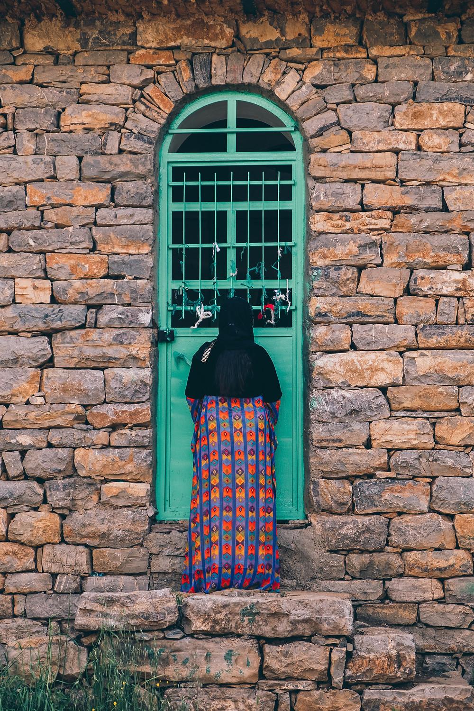 Woman in Kurdistan