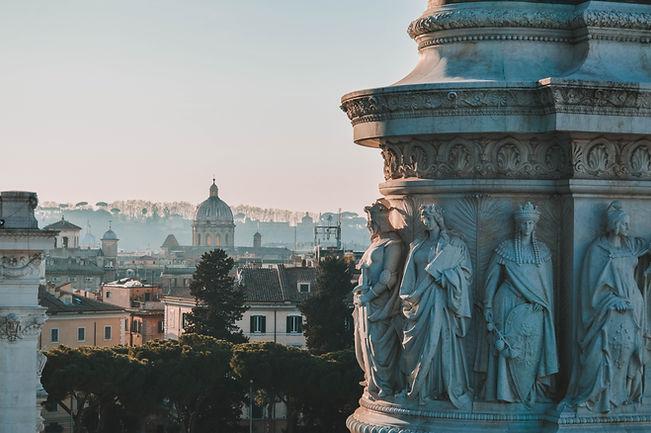ROMA PARIS Y LONDRES