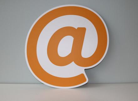 Änderung der Mailadressen