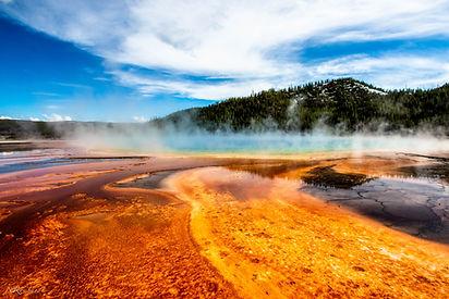 Lugares que ver en Yellowstone