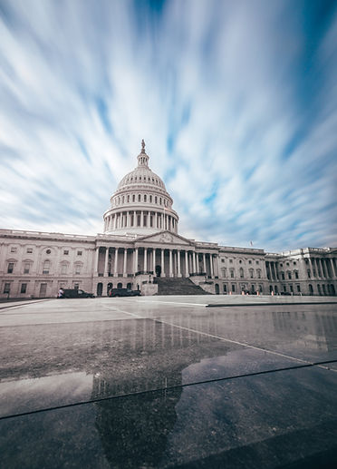 Image of the Capitol Building in Washington DC