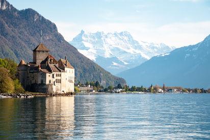 Lugares que ver en Chillon