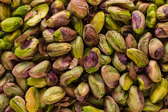 Nuts, pistachio nuts, dry roasted, with salt added