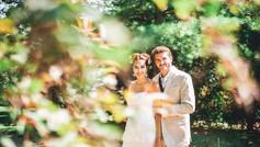 חתונה בגן אירועים קטן