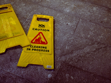 Workplace Safety - Something for us all to consider