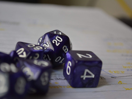 Mental Health and Gaming: How Roleplaying and Gaming Helped with my Anxiety and Depression