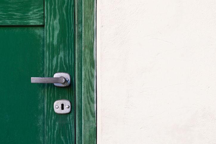 Picture of Door with handle
