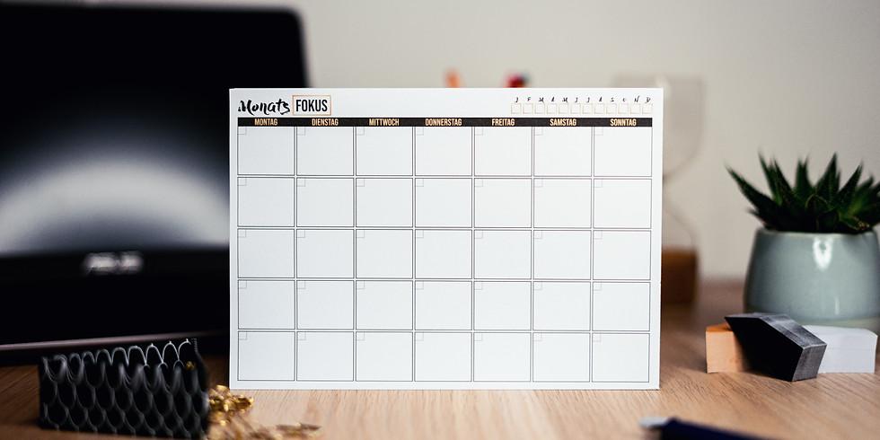 November General Monthly Meeting