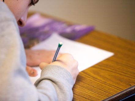 Bekanntgabe der schriftlichen Prüfungsergebnisse