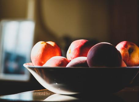 Peaches and Cinnamon