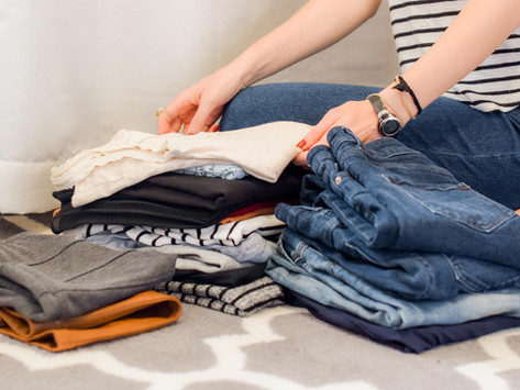 Ask Jes: Schedule, good storage lead to laundry success