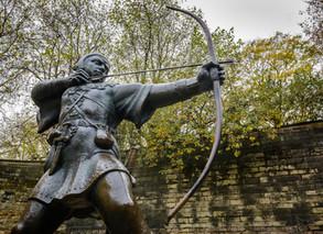 Robin Hood's mile