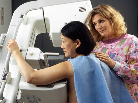 National Organization Recommends Women Delay Mammogram Screening Following COVID-19 Vaccine