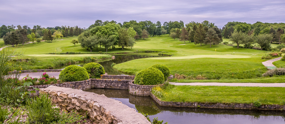2021 Stand Up to Parkinson's amateur Golf championship