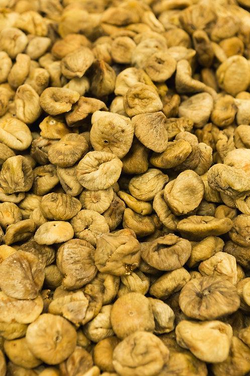 Dried figs per 100g