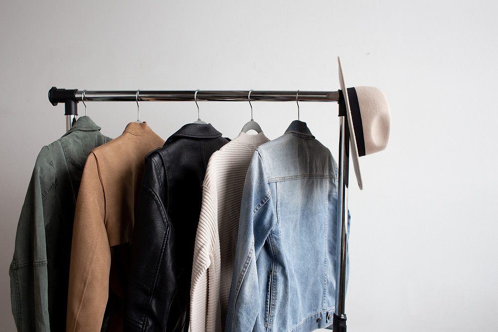 Summer ready wardrobe, clothes for summer