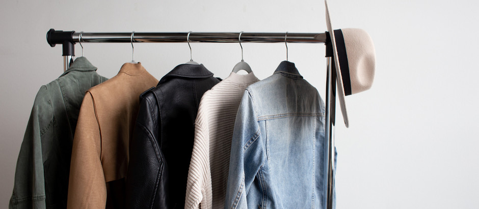 Getting your Wardrobe Summer Ready