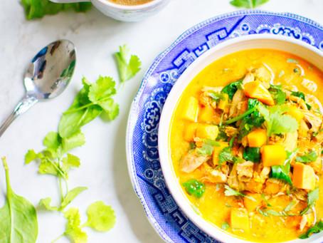 Sweet Afrikan Soup