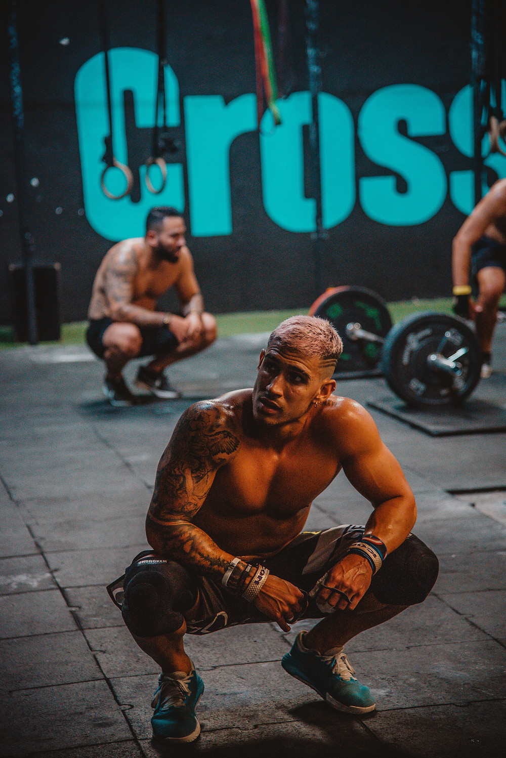 CrossFit Athlete - How to lose weight in CrossFit