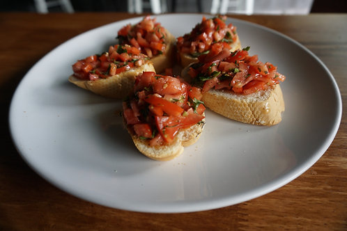 Fresh Bruschetta Mix