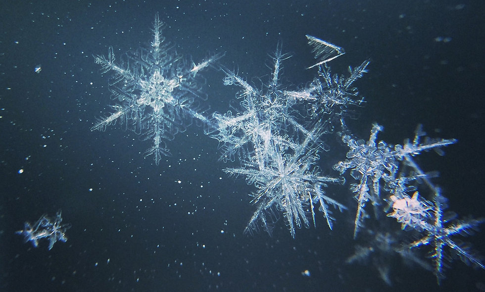 Snowflakes, Action, Science