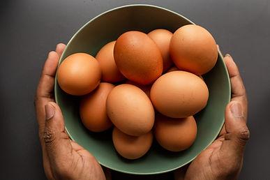 Preservation Series:  Freezing Farm Fresh Eggs
