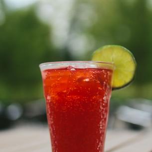 Mountain Berry Soda