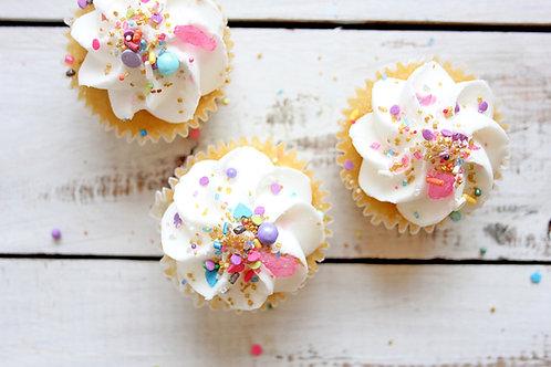 1/2 Dozen Cupcakes