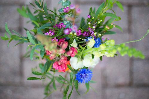 5 Week July Flower Subscription