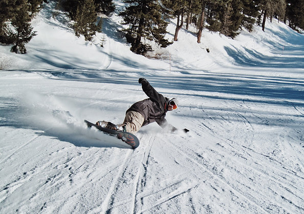 Snowboard and Boots (Sports)