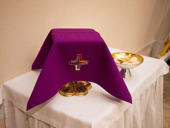 Liturgy Update - English Masses