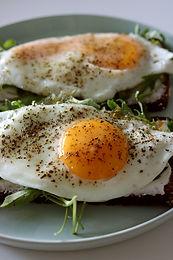 'Whatever's in Your Fridge' Eggs