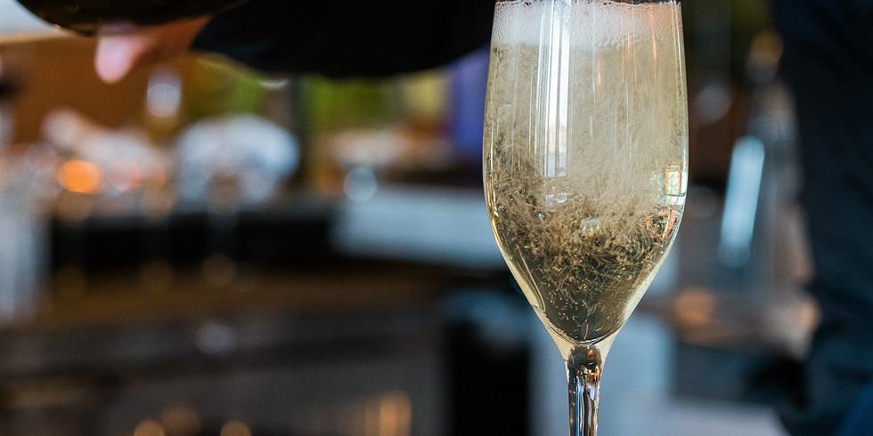 Wine Tasting - Sparkling wines